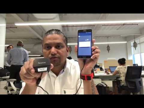 How To Configure SecuGen Finger Reader On Android Phone