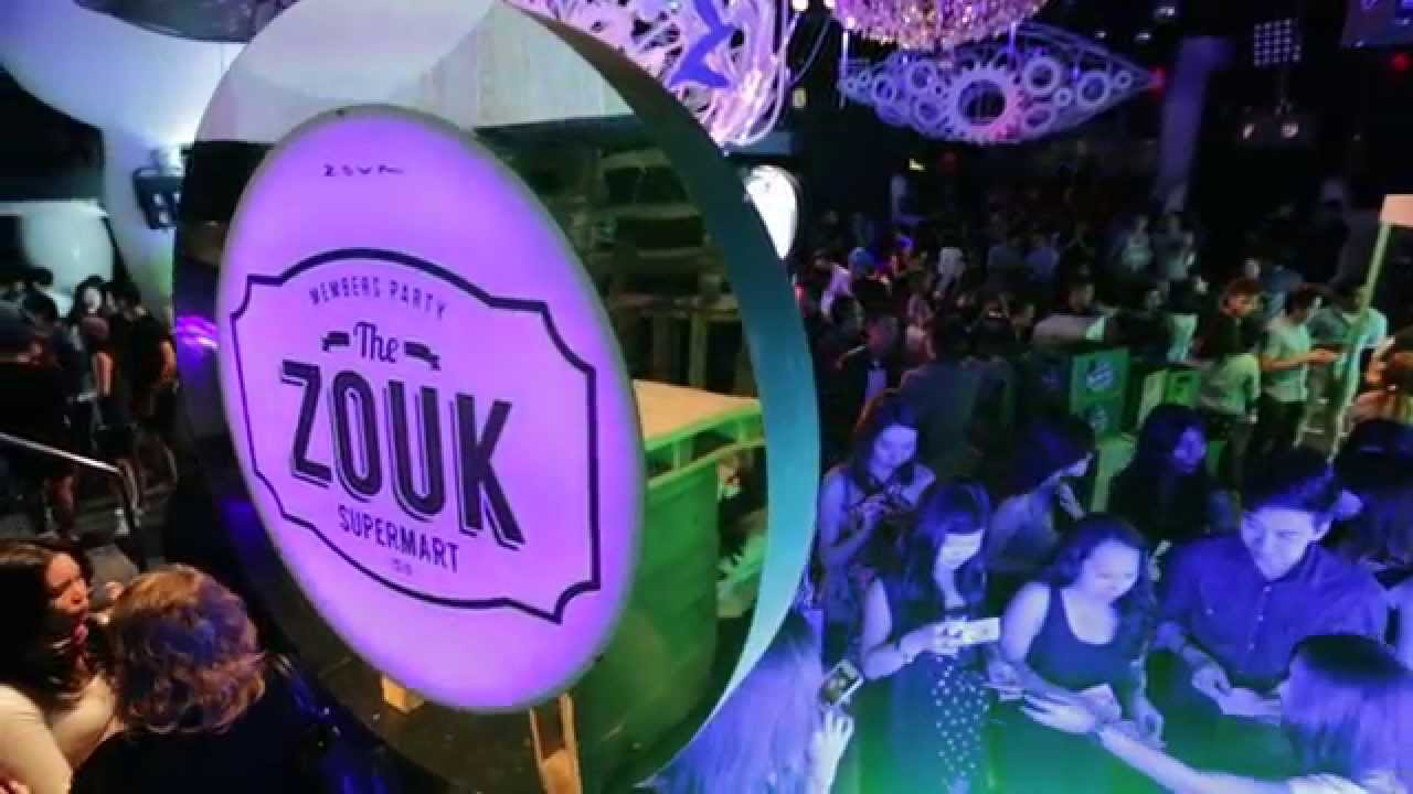 the zouk supermart zouk members 39 party 2015 youtube. Black Bedroom Furniture Sets. Home Design Ideas