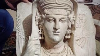 ISIS Is Selling Syria's Antiquities to the West