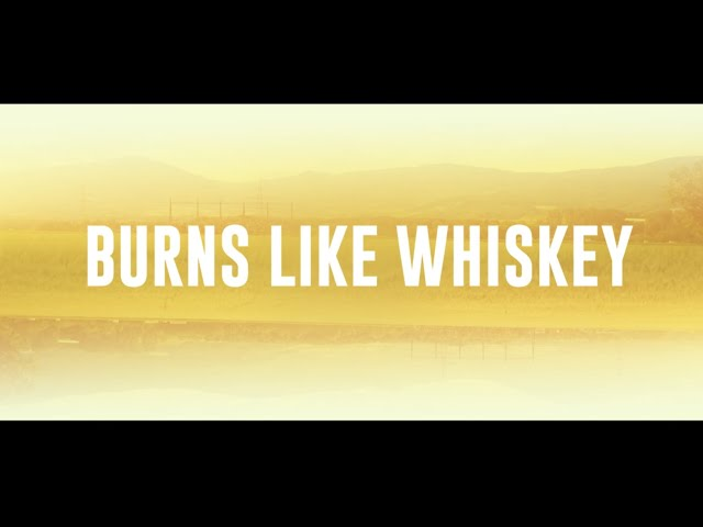 Johnny Dailey - Burns Like Whiskey (Official Lyric Video)