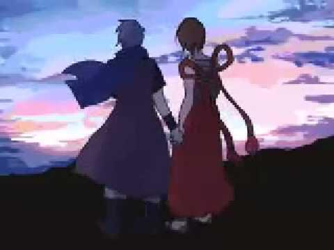 【KAIMEI】KAITO & MEIKO Tsugai Kogarashi 【カイメエ】カイト と メエコ 番凩 【PV】