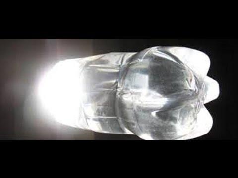 C mo hacer una l mpara moser l mparas de luz solar youtube - Lamparas que den mucha luz ...