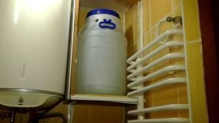 Как сделать запас воды в квартире , если воду отключили.(Как сделать запас воды в квартире , если воду отключили., 2016-10-05T12:51:42.000Z)