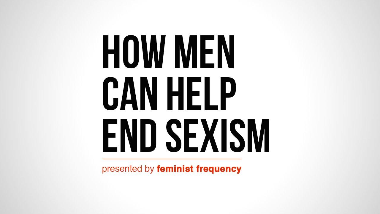 Ways to stop sexism
