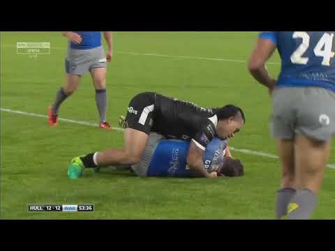Mahe Fonua Returns From 2020! Here Are His Hull FC Highlights So Far...