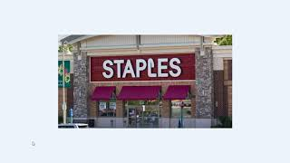 Staples Accused Pregnant Woman Of Shoplifting
