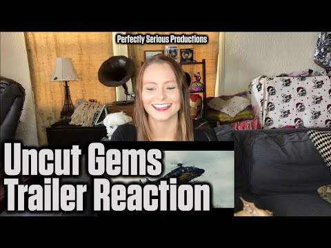 Uncut Gems Trailer #1 Reaction!!!