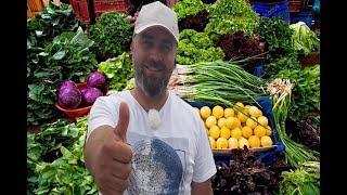 Цены в Турции 2017. Рынок Анталия - фрукты, овощи. Туризм Коньяалты 13 июня. Гид. №30 #NazarDavydov(, 2017-06-18T11:22:46.000Z)