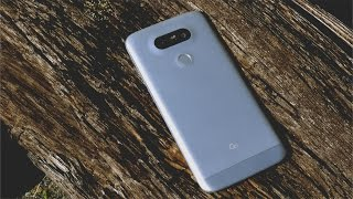 LG G5 Review: Cheating Modularity?