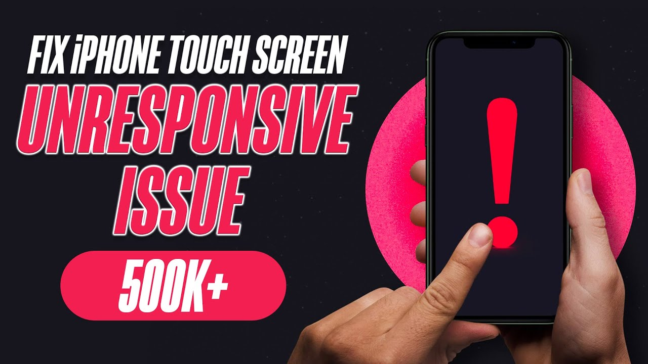 premium selection 7b26d 6e0c0 iPhone 6 or 6s Plus Touch Screen Not Working or Unresponsive: How To ...