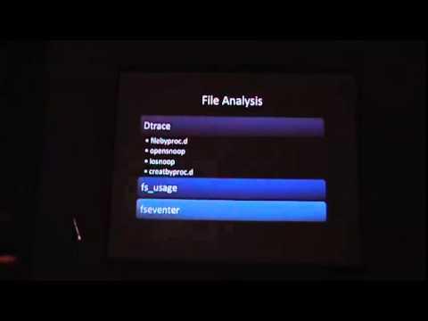 Reverse Engineering Mac Malware - Sarah Edwards