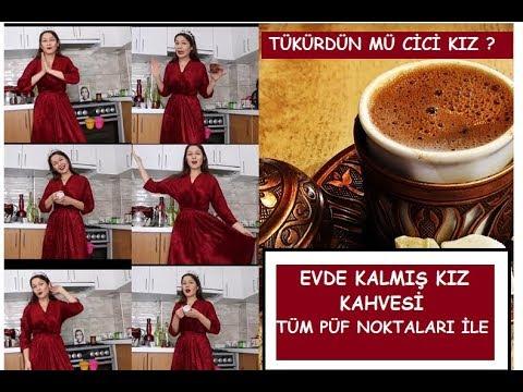 Tüm Arkadaşlarını Evlendirip Kendisi Evde Kalmış Kız Kahvesi... YOKSA EVLENİYOR MUYUM?