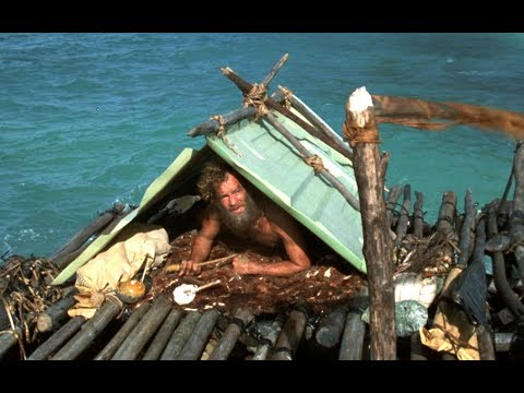 飞机出事故男子坠落荒岛,没有淡水和食物,他靠什么生存了4年?