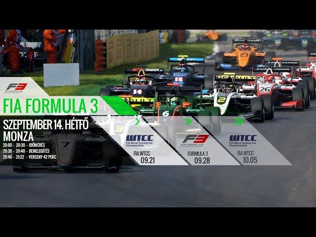 SIMCO - F3 2020 Round 3: Monza