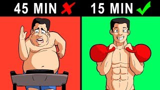 5 Cardio Methods to Burn Fat (3x FASTER)