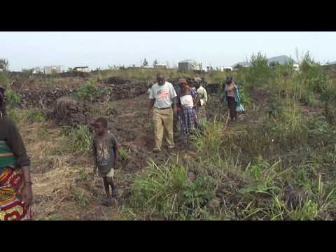 Working among Bambuti community in Goma-DR CONGO