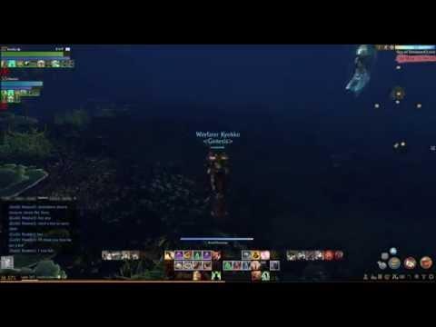 ArcheAge: Kyokko And Her Sea legs