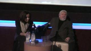 Meeting Sergei Soloviev and Tatiana Drubich - 3rd Russian Film Festival, London 2009