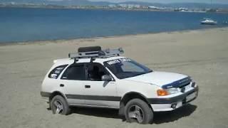 Toyota Carib VS Honda CRV