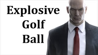 Hitman - Episode 2: Sapienza - Explosive Golf Ball Kill