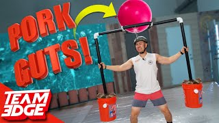 "Don't Pop the Gross Balloon! | ""Last to Survive"" Tournament!!"