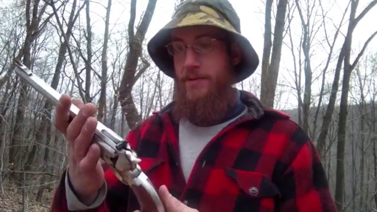 1858 remington 44 cal revolver new army a uberti part 2 youtube