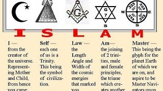 Canaanland Moors We are not Islamic, We are I Self Law Am Master-ic!
