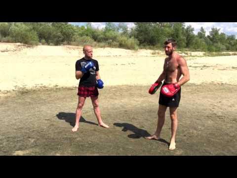 рукопашный бой видео уроки для начинающих
