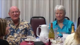 Gordon Emceeing Howard and Ruth Glenn 60th or How Our Family Started World War I