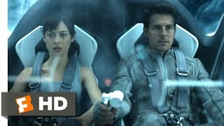 Oblivion (6/10) Movie CLIP - Are We Going to Die? (2013) HD