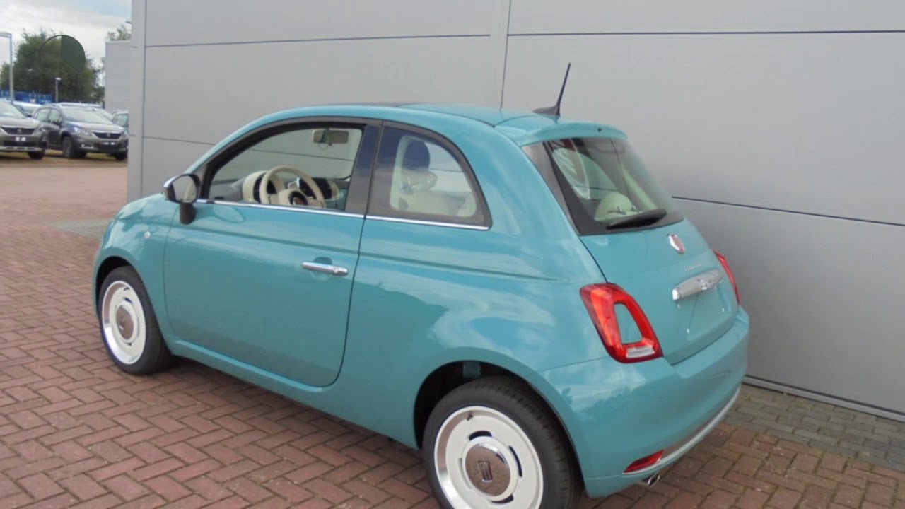 fiat 500 anniversario parkeerhulp youtube. Black Bedroom Furniture Sets. Home Design Ideas