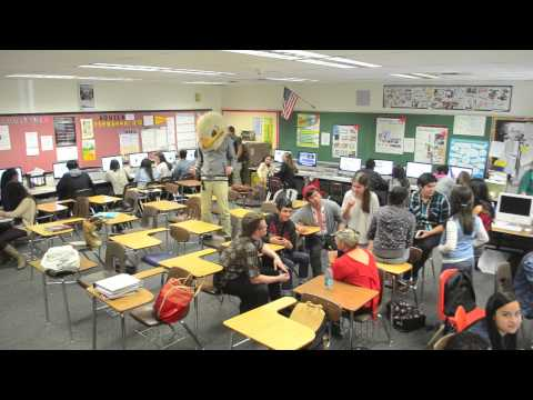 Harlem Shake Etiwanda High School