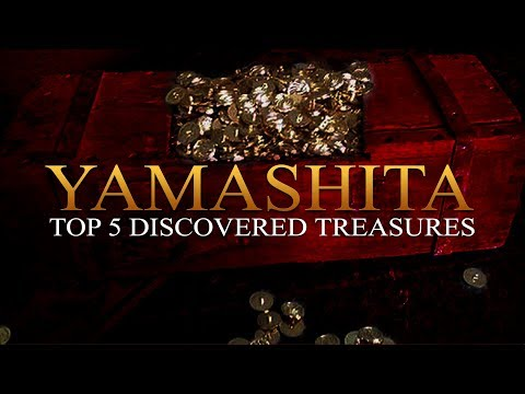 Top 5 Yamashita Discovered Treasures