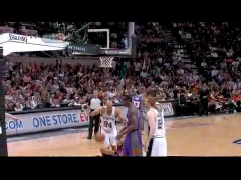 Phoenix Suns Vs San Antonio Spurs Game 4 NBA PLAYOFFS 2010 5/9/10