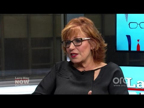 Joy Behar: Candace Cameron Bure is Not a Substitute Elisabeth Hasselback | Larry King Now | Ora.TV