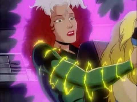 Rogue roba los poderes de Miss Marvel latino