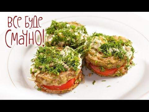 Овощные бутерброды. Летние закуски от Игоря Мисевича