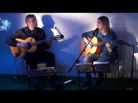 Песни КСП. Мария Пирцул и Андрей Пальцев. Астрахань. Вторая  часть