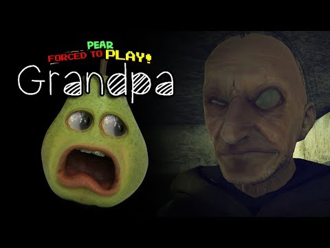 Pear is FORCED to Play - GRANDPA!