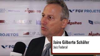 Juiz Federal Jairo Gilberto Schäfer - Protagonismo do Judiciário