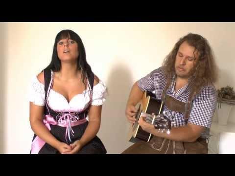 I mecht so gern landen - Maria Bill (Acoustic Cover)