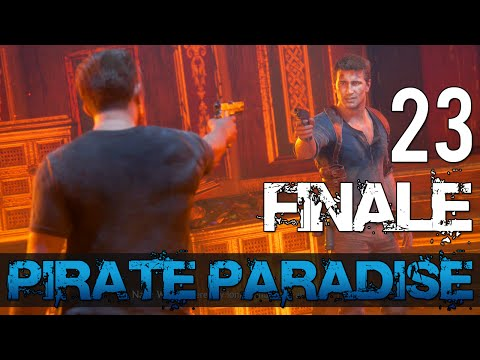 [FINALE | 23] Pirate Paradise (Let's Play Uncharted 4: A Thief's End w/ GaLm)