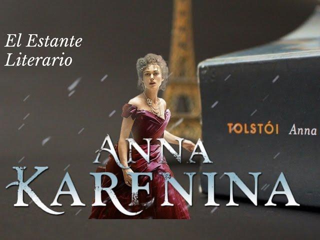 💄 Anna Karénina: ¡Trágico ADULTERIO, MAGISTRAL novela! [Lev Tolstói - RESEÑA] | SPOILER ⛔