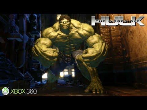 The Incredible Hulk / Ps3 Gameplay (2008)