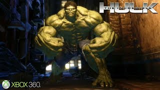 The Incredible Hulk / Ps3 Gameplay (2008)