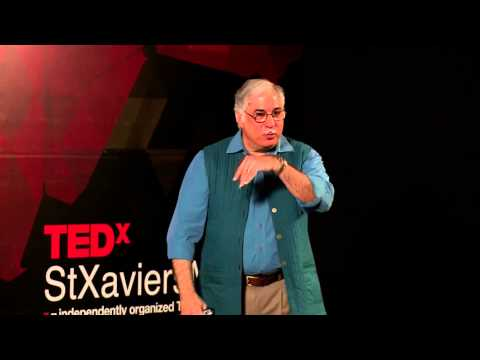 String theory and the hidden structure of space-time | Dr. Spenta Wadia | TEDxStXaviersMumbai