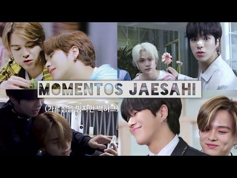 Momentos Jaesahi que te harán creer en el amor