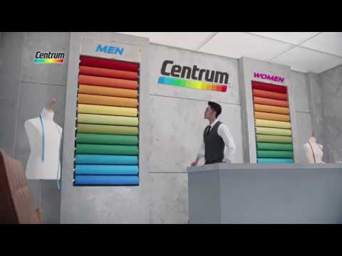 Centrum - Tailor Made Multivitamins for Men and Women - Eye and Brain Health
