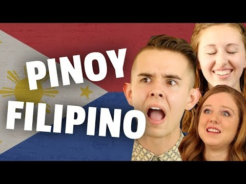 HOW TO BE FILIPINO (funny)