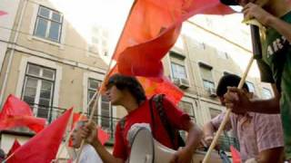 A Internacional em português - The Internationale (portuguese) -  PCP Junho de 2010